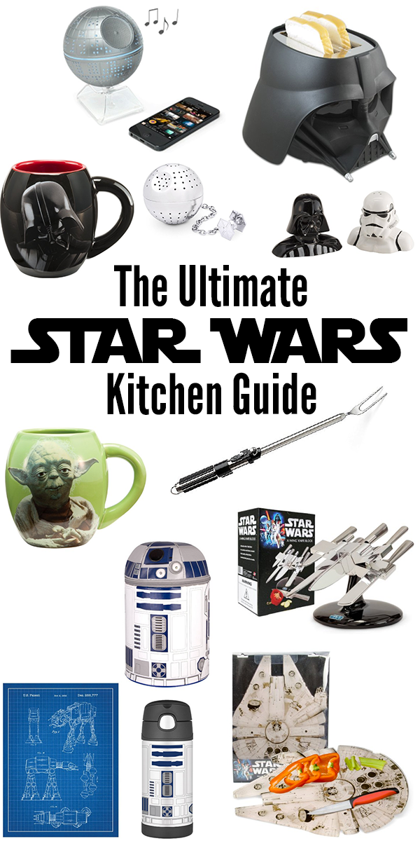 The Ultimate Star Wars Kitchen Guide Starwars Theforceawakens