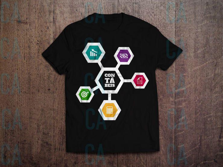 f4ba09991 Ideias para camisetas universitárias - CIÊNCIAS CONTÁBEIS