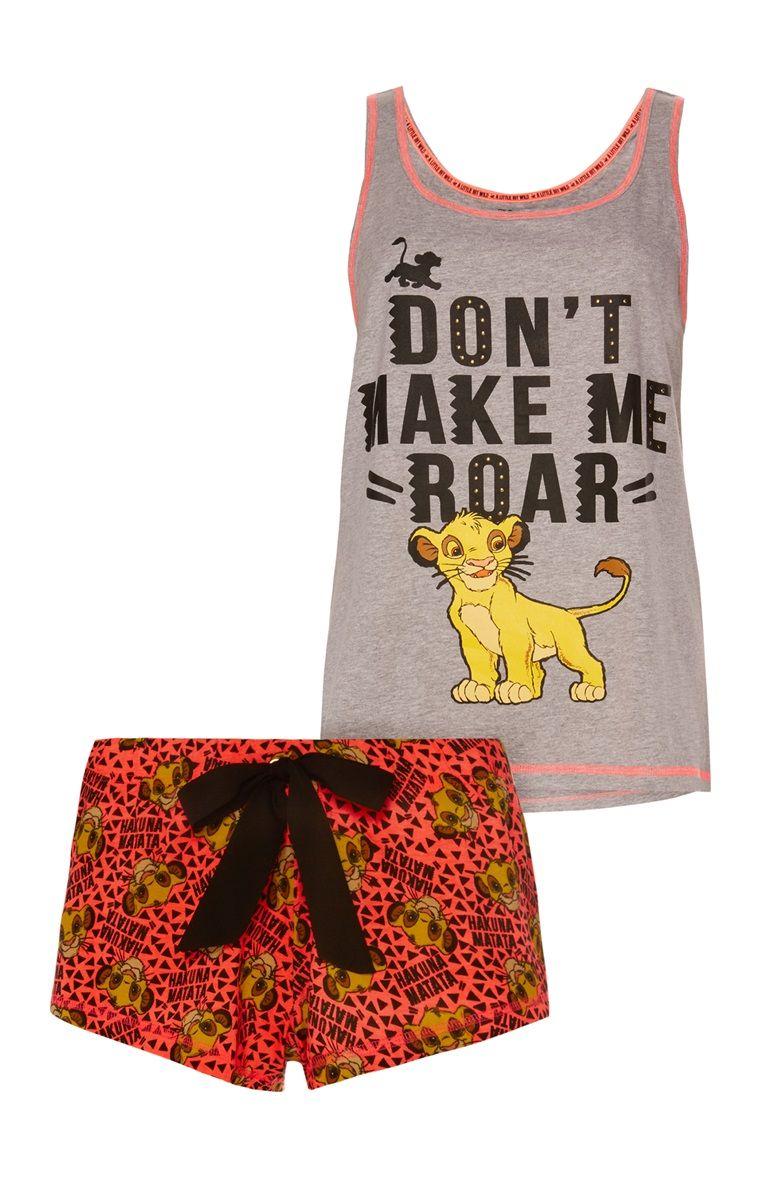 Primark  Pyjamaset Disney Lion King  PRIMARK in 2019