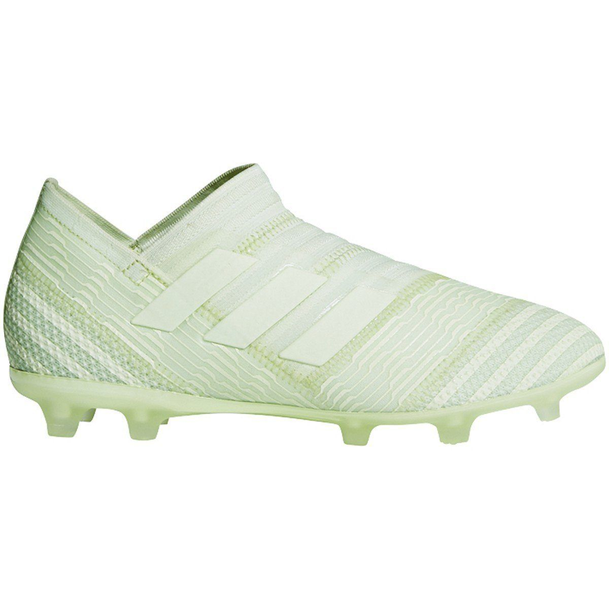 Adidas Youth Nemeziz 17 360 Agility Fg Boots Cp9124 In 2020 Youth Cleats Football Boots Youth Soccer Shoes