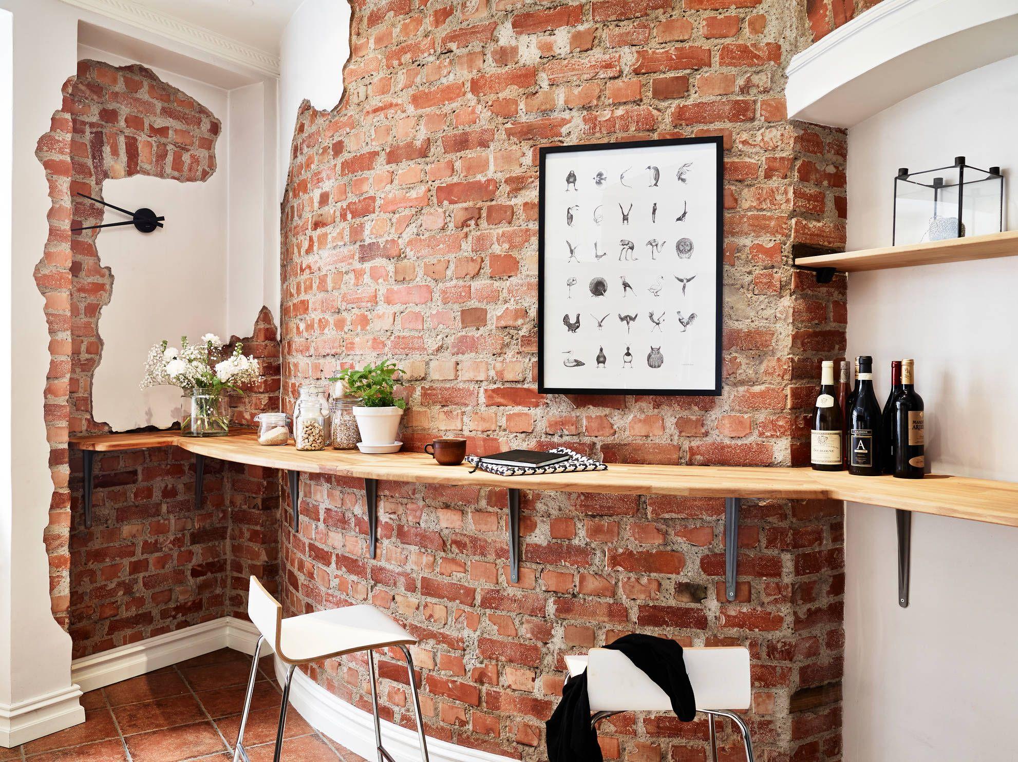 Dise O Interior Escandinavo Bano Y Marfil Un Peque O Apartamento  ~ Pinterest Decoracion De Interiores