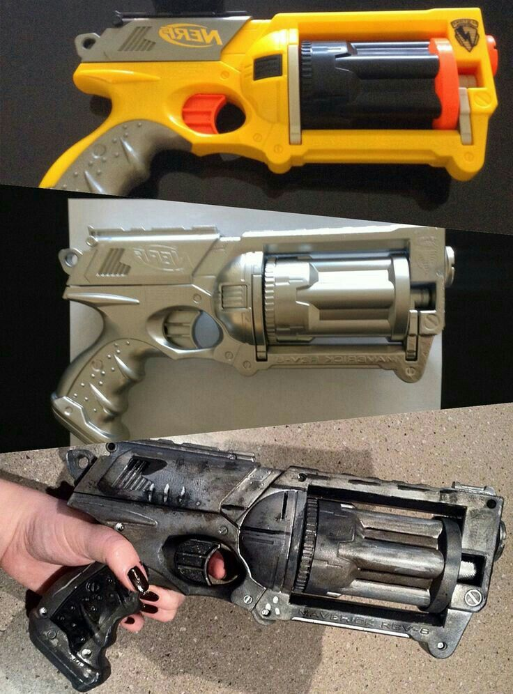 Perfect Prank Guns Etc Cosplay Cosplay Weapons Steampunk