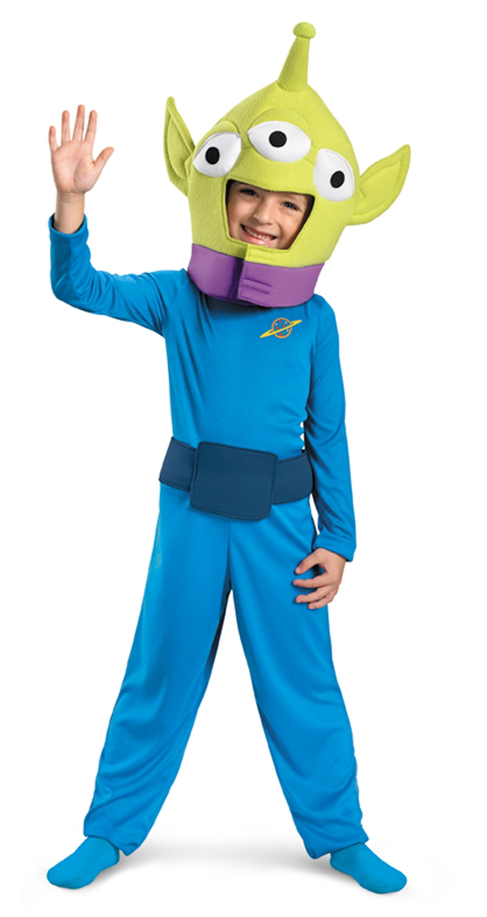 toy story alien classic toddler child costume - Toy Story Alien Halloween Costume