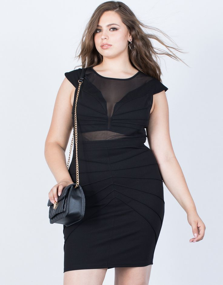 cb75a347678 Plus Size Nights Out Dress | Curvy Fashion Inspiration | Plus size ...