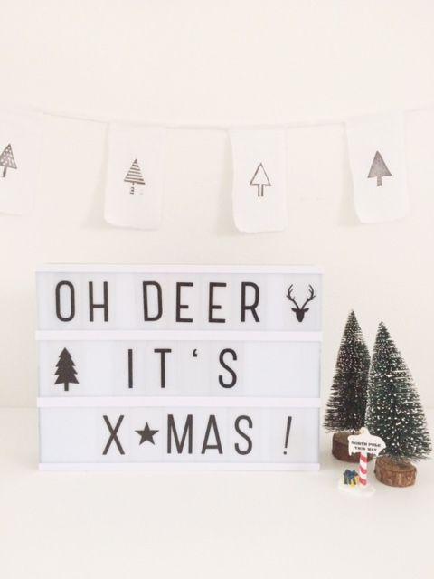 Lightbox christmas pruts quotes licht box leuchten en weihnachten - Lightbox weihnachten ...