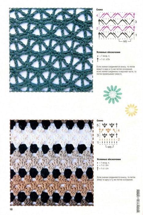 Crochet Patterns. Discussion sur LiveInternet - service russe Diaries en ligne