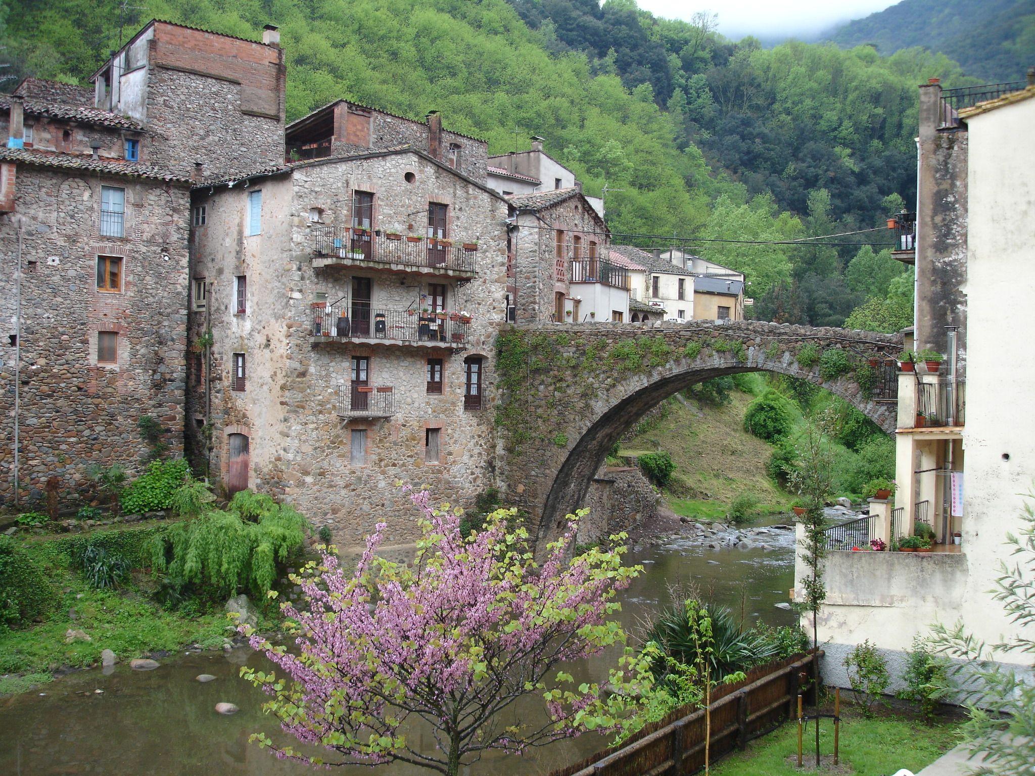 Osor en la provincia de #Girona