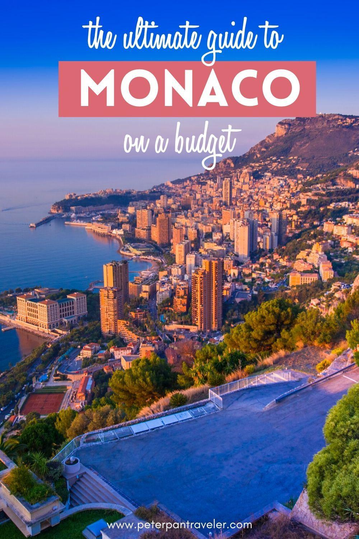 Monaco Ultimate Guide In 2020 Travel Inspiration Destinations Europe Travel Destinations Europe Travel