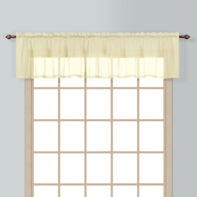 Batiste 54 Curtain Valance Valance Curtains Window Valance