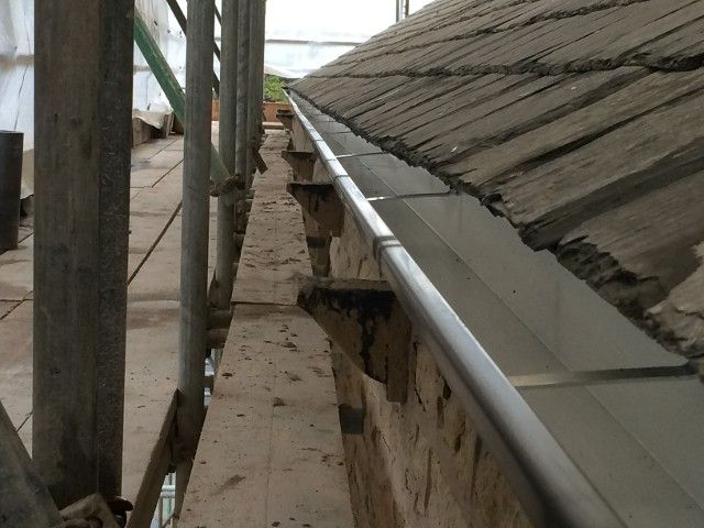 Pin By Gutter Art On Detached House Guttering Detached House Manchester Wood