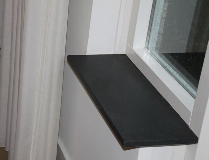 Schiefer Fensterbänke überzeugen auch mit Ihren Eigenschaften ...