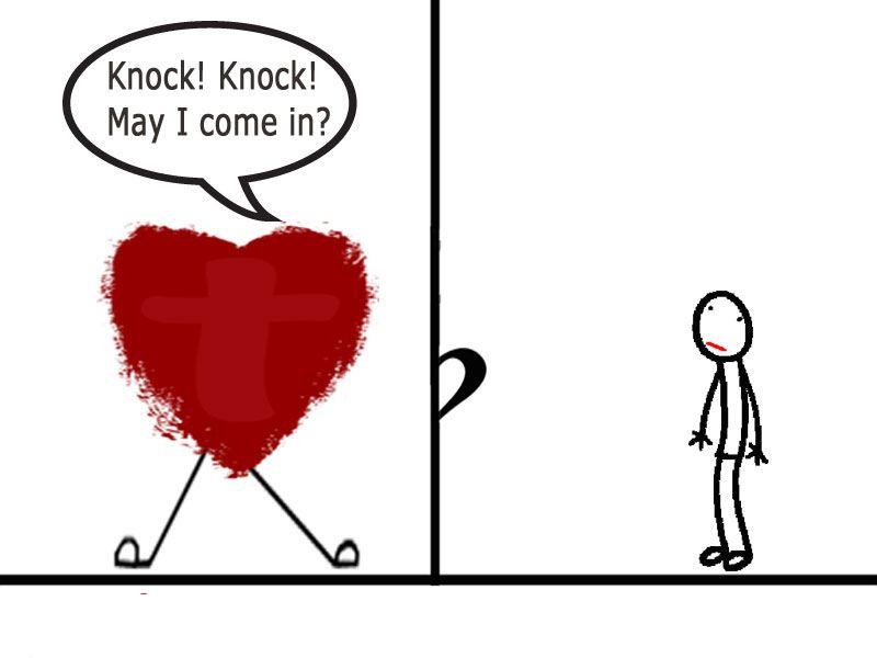 Knock! Knock!! http://davegroberts.podbean.com/2012/07/15/wow-jesus/