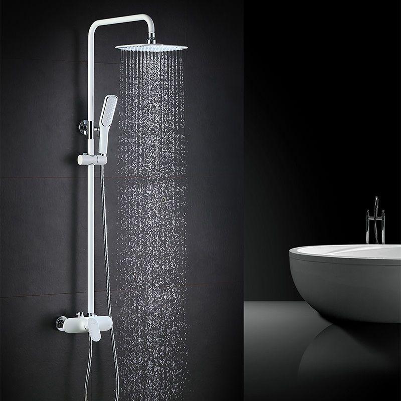 Duschset Duscharmatur Regendusche Handbrause Duschpaneel