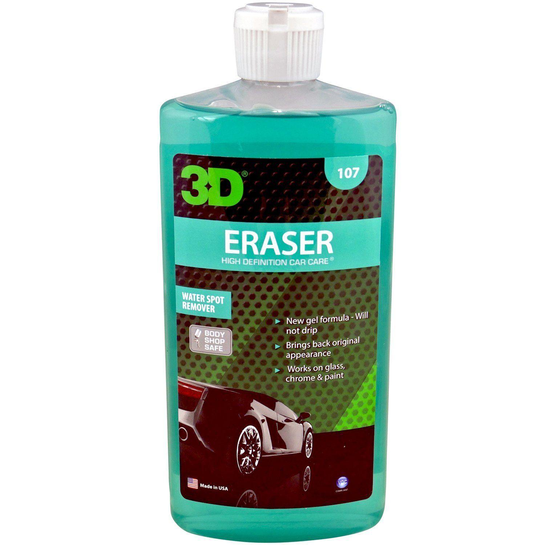 Eraser Water Spot Remover 16 Oz Gel