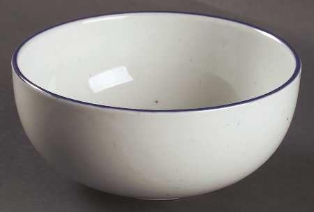 "Dansk Blue Mist 6"" Round Vegetable Bowl 99350"