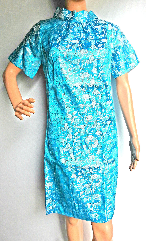 Vintage blue prom dress s sky blue dress short dresses for