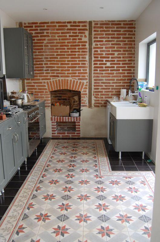 Carrelage Déco Pinterest Carrelage Idee Deco Et Cuisiner - Promo carrelage pour idees de deco de cuisine