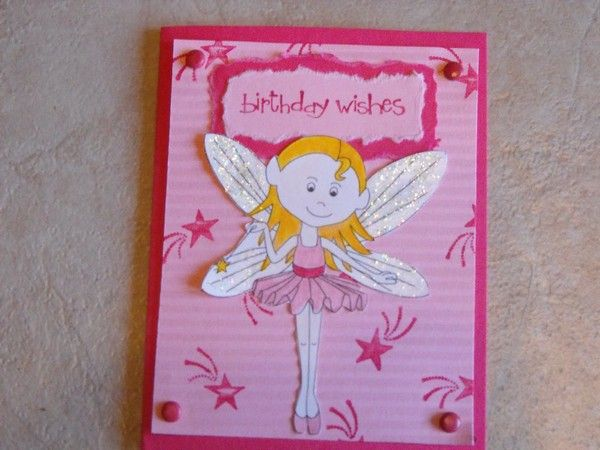 37 Homemade Birthday Card Ideas and Images – Ideas for Birthday Cards