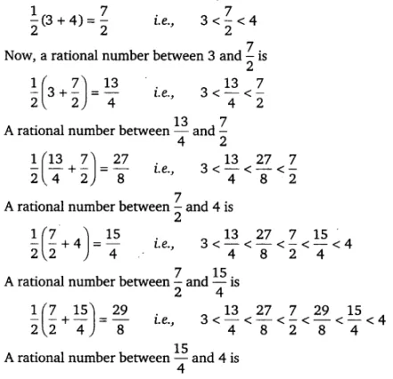 Ncert Solutions For Class 9 Maths Chapter 1 Number Systems Ex 1 1 Cbsetuts Com Math Mathematics Worksheets Maths Ncert Solutions