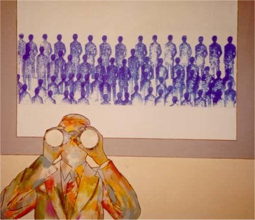Renato Mambor e Concetto Pozzati Galleria d'Arte Moderna - GAM Faenza (RA)