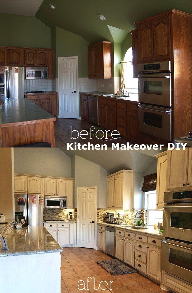 diy ideas for kitchen makeover kitchen makeover diy