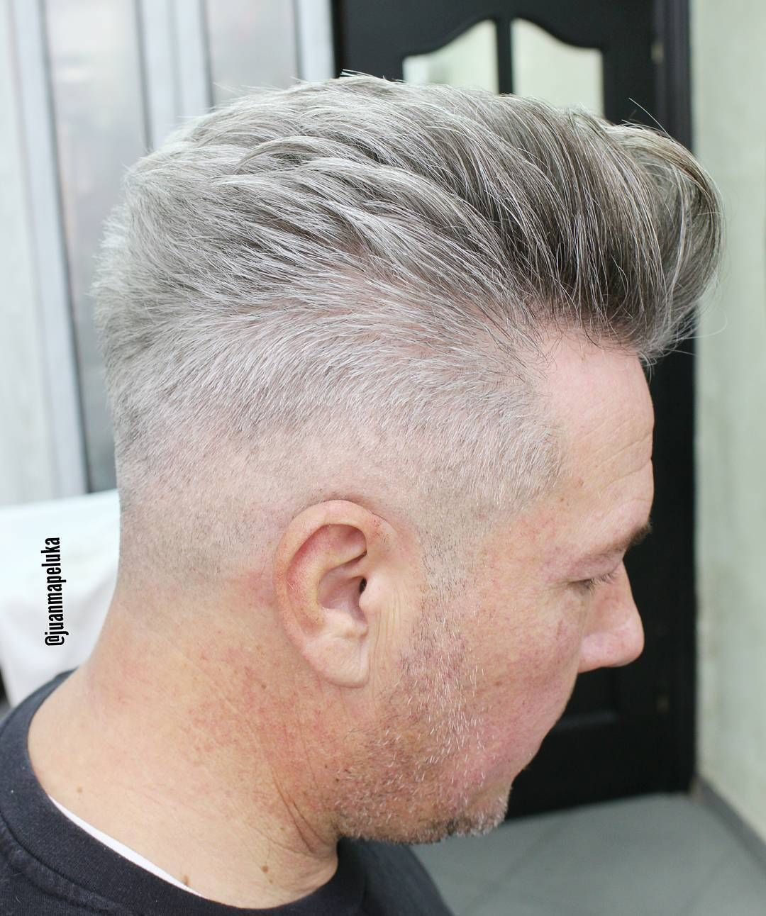hairstyles for older men | haircuts | older mens hairstyles, grey