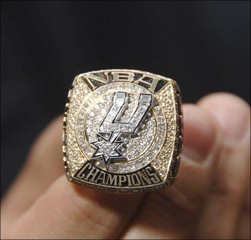 Spurs 2007 Championship Ring Championship Rings Super