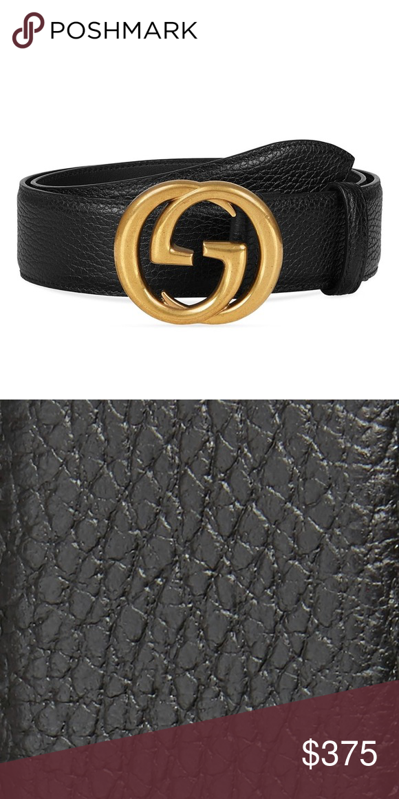 8391a20de71 Spotted while shopping on Poshmark  Gucci interlocking G belt!  poshmark   fashion  shopping  style  Gucci  Accessories