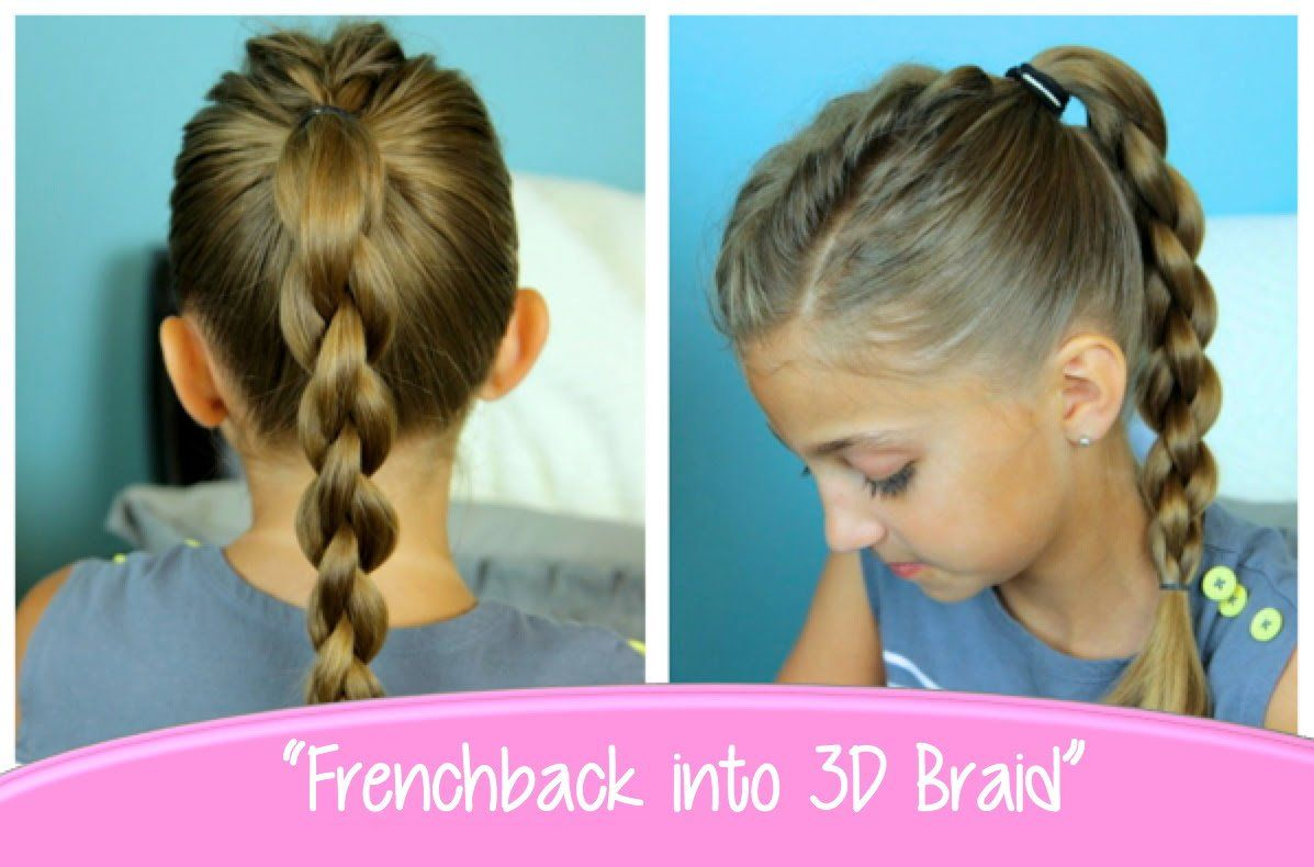 Single frenchback into round braid peasey oliviaus happiness