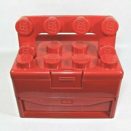 Lego Storage Brick Carrying Case Discontinued 2011