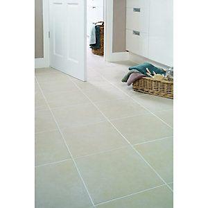 Wickes Urban Beige Ceramic Tile 330 X 330mm Ceramic Floor