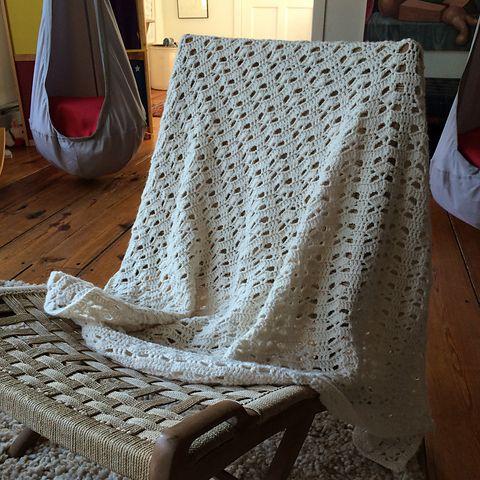 Crochet Guide: Ocean Tranquility Afghan - free pattern | Crochet ...