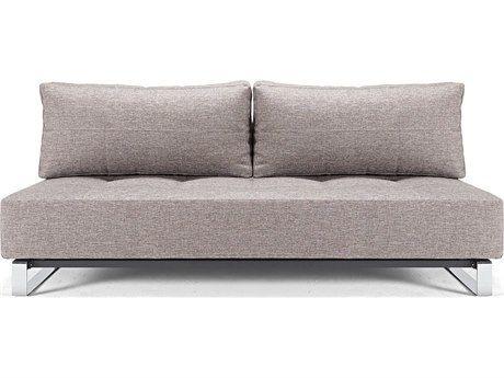 Innovation Supremax Deluxe Light Gray Sofa Bed 94 748250c521 0 2 Contemporary Sleeper Sofas Modern Sleeper Sofa Grey Sofa Bed