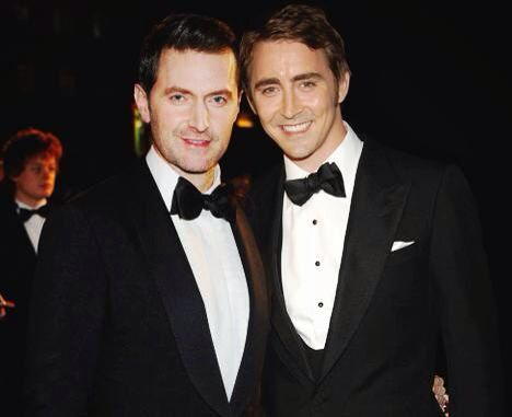 Richard Armitage 1971 189 Cm6 Feet 2 Inches And Lee Pace 1979