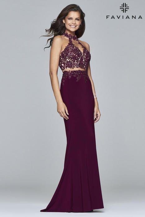 Faviana 7967 Faviana Long Island Prom Dresses Outrageous Boutique