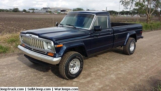 Used Jeeps And Jeep Parts For Sale 1982 Jeep J10 V8 5 9l 4wd Jeep Truck Jeep Parts For Sale Jeep