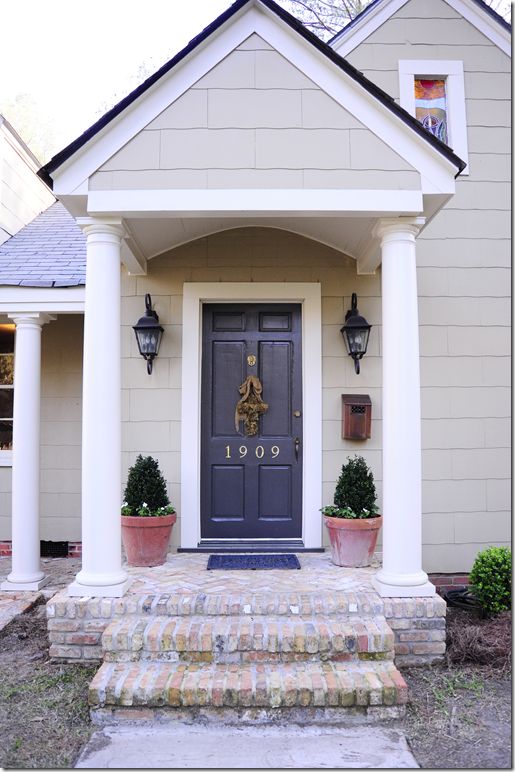 Best Color Scheme For The Next House White Wash The Brick And Paint The Cedar A Lighter Color 400 x 300