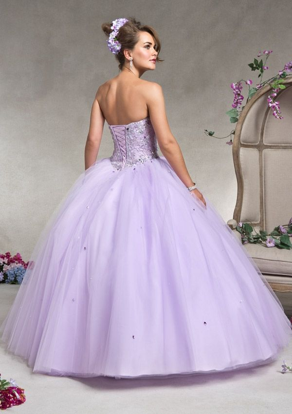 Light-Purple-Quinceanera-Dresses.jpg (600×850) | kathymae x 18th ...