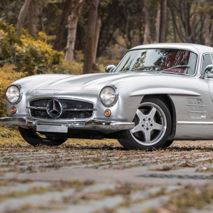 1954 Mercedes Gullwing 300SL AMG (With Images)