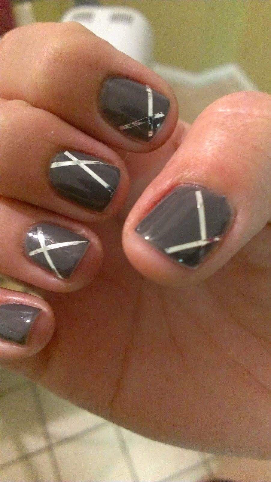 gel nails: good idea for an accent nail   Style   Pinterest   Accent ...