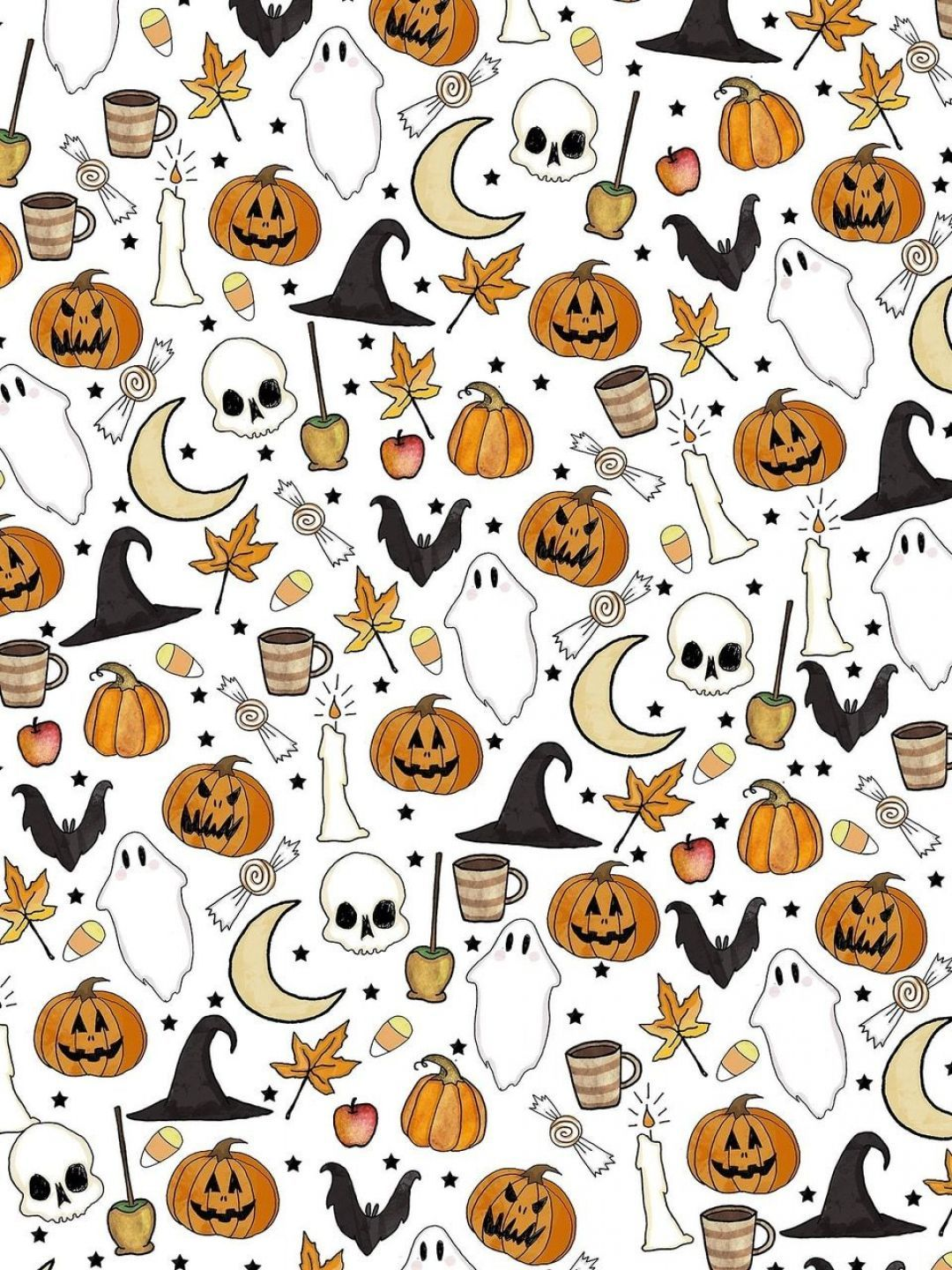 Halloween Girl Android Iphone Desktop Hd Backgrounds Wallpapers 1080p 4k 127713 Hdw Cute Fall Wallpaper Halloween Wallpaper Iphone Fall Wallpaper