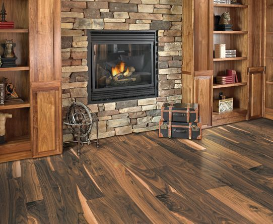 This Process Makes Engineered Hardwood Floors Less Susceptible To