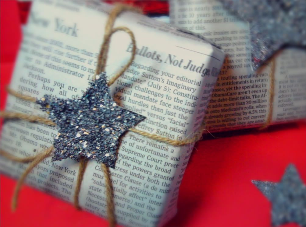 so magical! You could use this wrapping idea for multiple ...