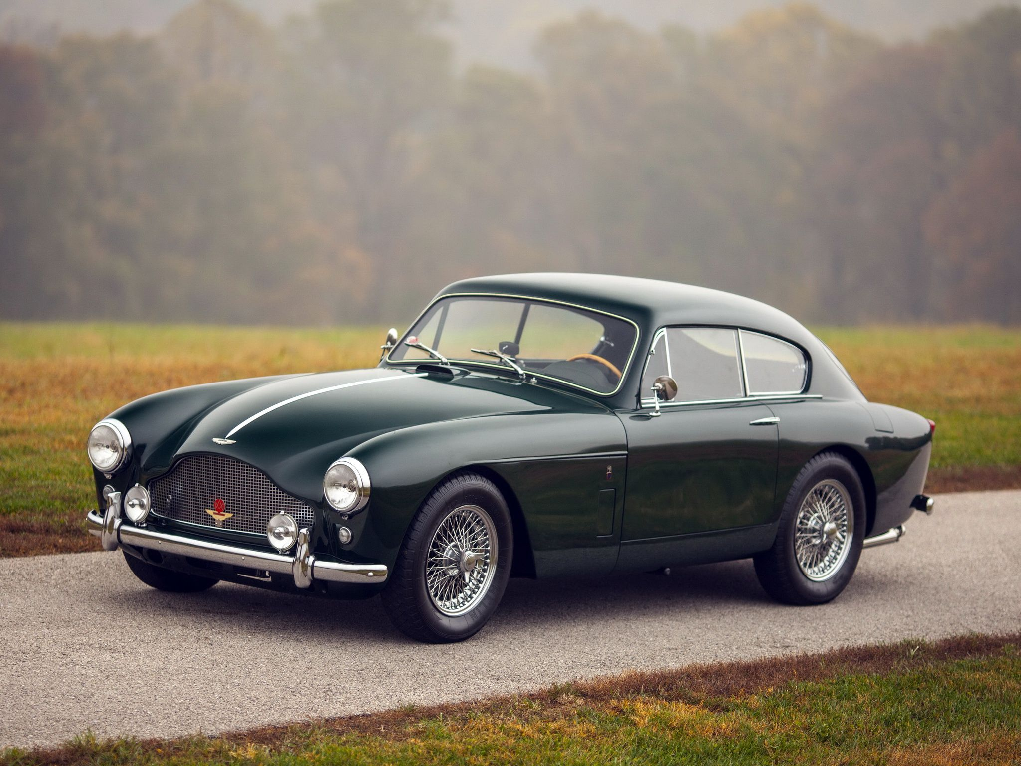 1958 59 DB2 4 Saloon Aston Martin Pinterest