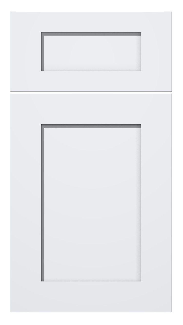 white shaker cabinet doors Nickels Cabi/ Shaker style door in Designer White  white shaker cabinet doors