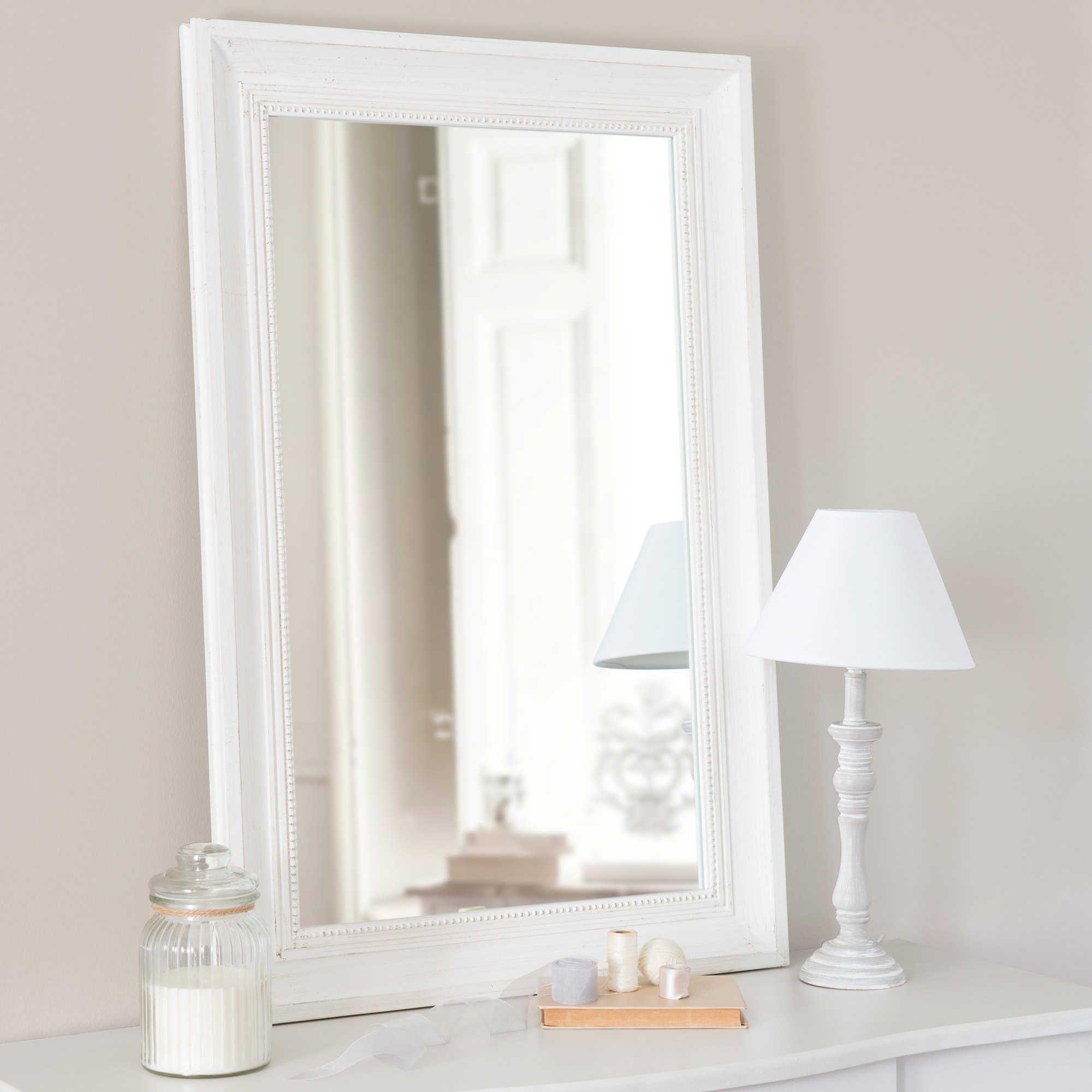 free miroir en bois cru h cm honor maisons du monde with maisons du monde miroirs. Black Bedroom Furniture Sets. Home Design Ideas