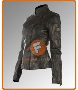 Kristen Stewart Twilight Saga: Breaking Dawn 2 Black Jacket