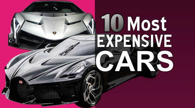 16+ Top 10 luxury cars 2020 ideas