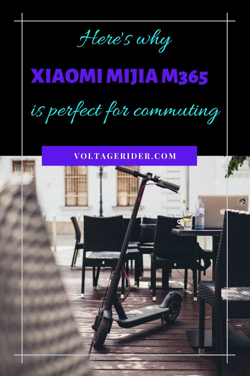 This is one of the best electric scooters for adults. It's cheap, reliable and nice-looking as well. Everything that average commuter needs. Here's everything about Xiaomi mijia m365 and all the features that m365 has on disposal. Get ready to fall in love!  #electricscooter #escooter #electricscooters #escooters #voltagerider #xioamim365 #mijiam365 #m365 #bestscooter #commuting #emobility #electricmobility #urbanareas #urbanmobility