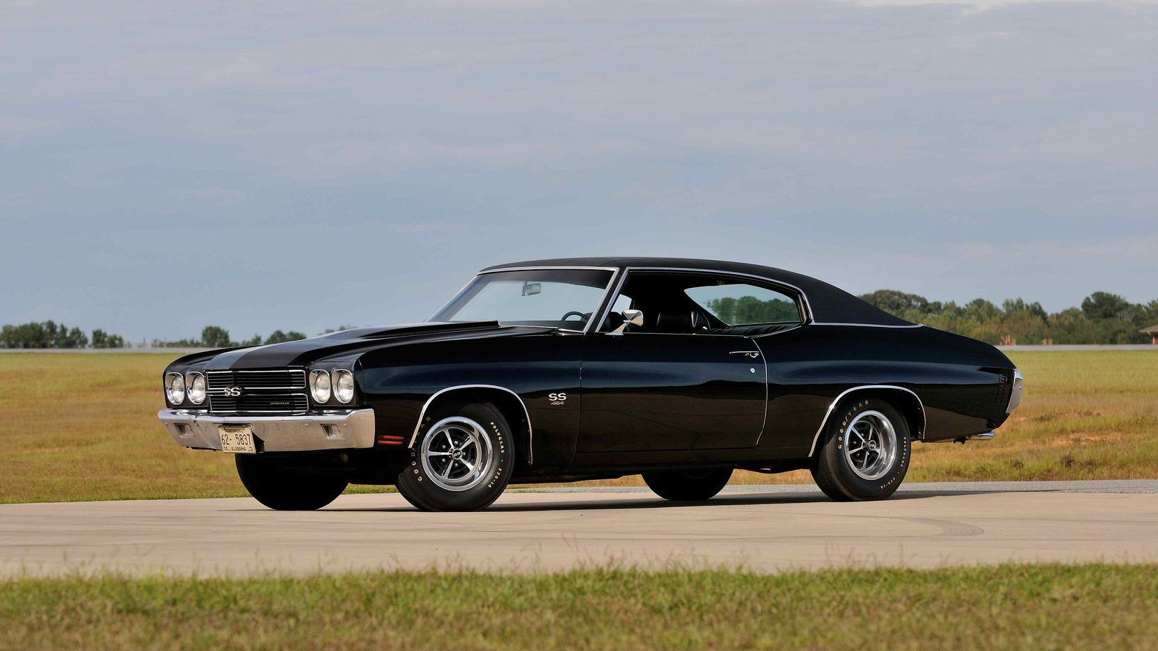 1970 Chevrolet Chevelle Ls6 Presented As Lot F194 At Kissimmee Fl